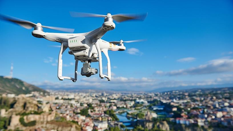 As many as 25 000 DJI drones have been sold in South Africa.