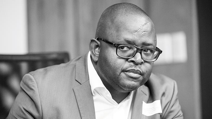 Butiki Shabangu, Business Development executive: Government Business, ?Ansys