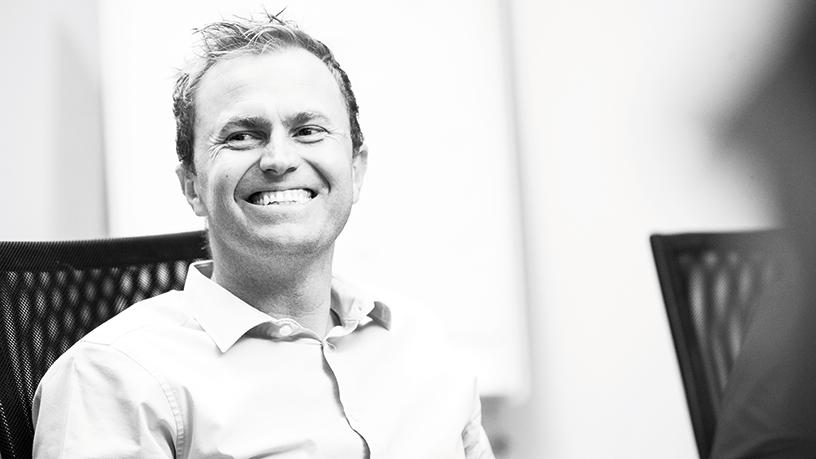 Calvin Collett, CEO, Smart Village
