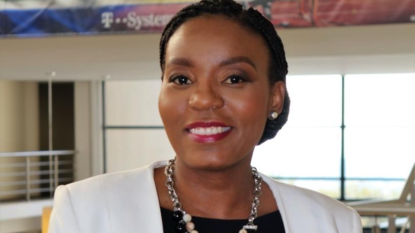 Dineo Molefe, MD at T-Systems South Africa.