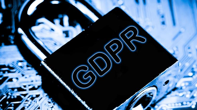 The European data privacy law, GDPR, kicked in on 25 May.