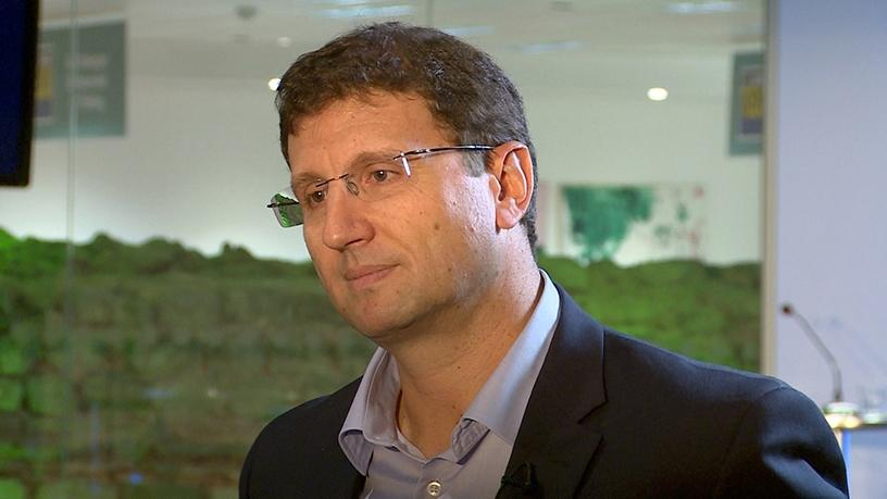 Gabriele Di Piazza, VP of solutions at VMware's Telco NFV Group.