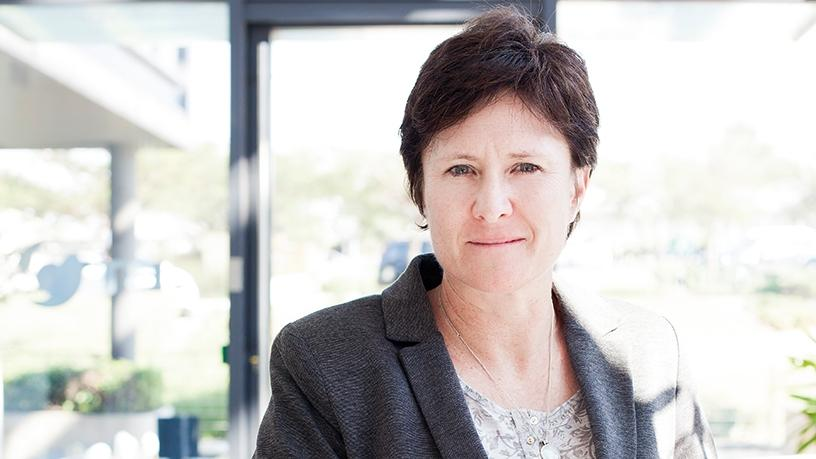 Joanne Shields, BT in Africa.