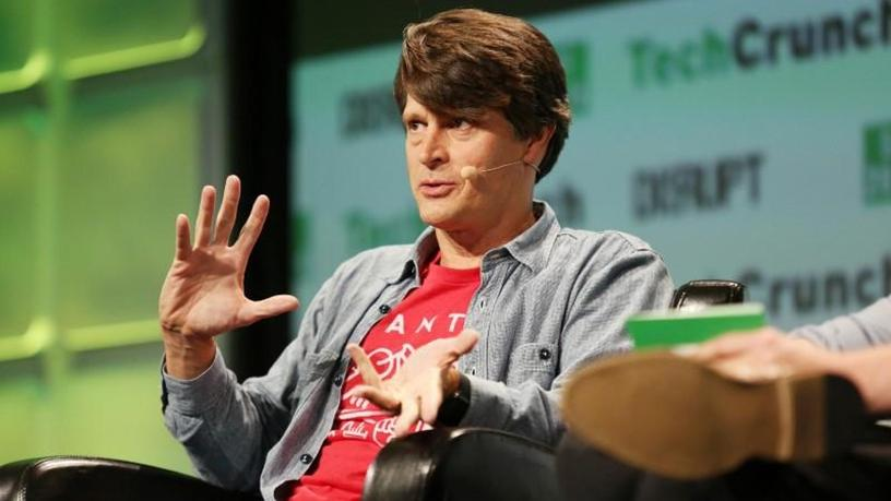 John Hanke, CEO and founder of Niantic Labs.
