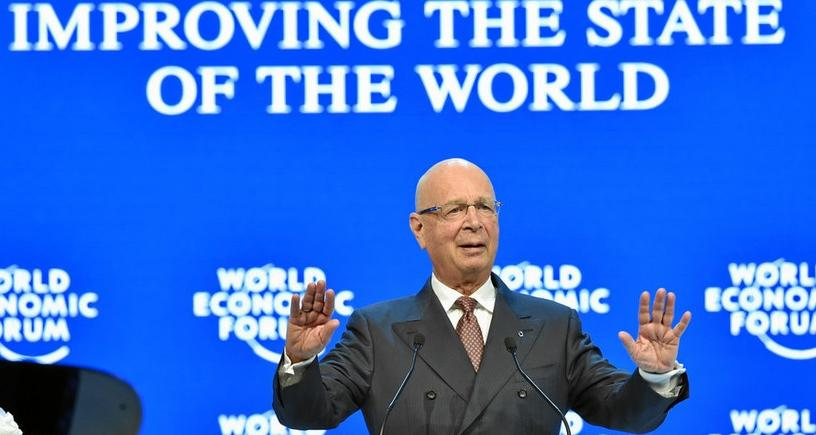 Professor Klaus Schwab, executive chairman of the World Economic Forum. Photo: WEF.
