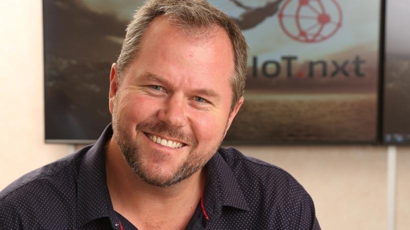 IoT.nxt CEO, Nico Steyn.