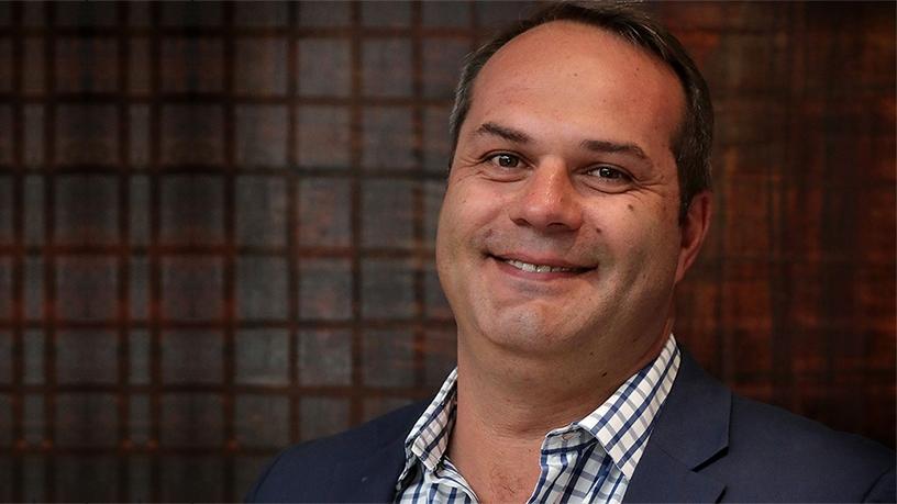 Riaan Graham, sales director at Ruckus Networks Sub-Saharan Africa.