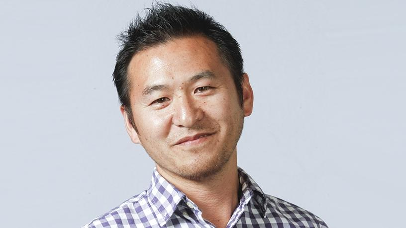 Tatsuki Tomita, CEO of Orbweb.
