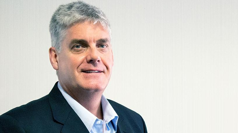 Thinus Mulder, Dark Fibre Africa CEO.