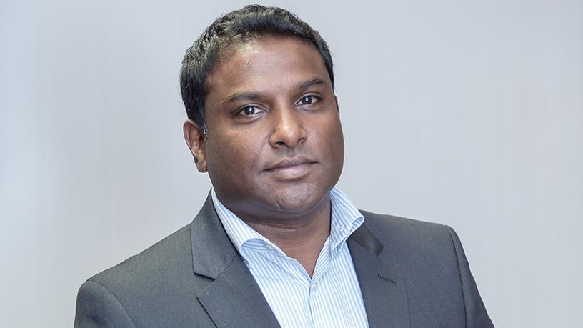 Vino Govender, Dark Fibre Africa acting chief strategy officer.