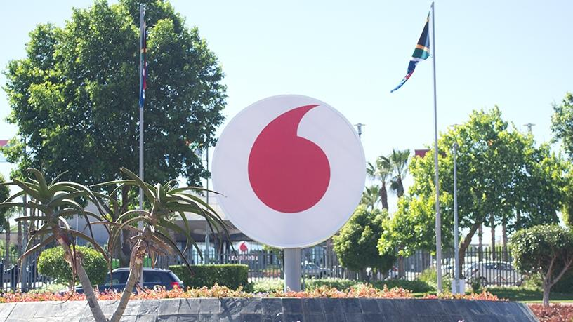 Vodacom's Johannesburg offices.