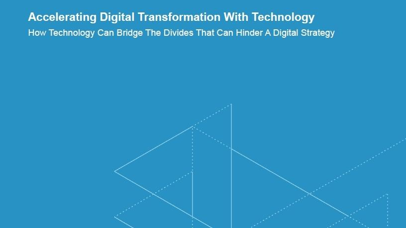 Enterprises that fail to build out a full digital transformation strategy miss out on the big picture.