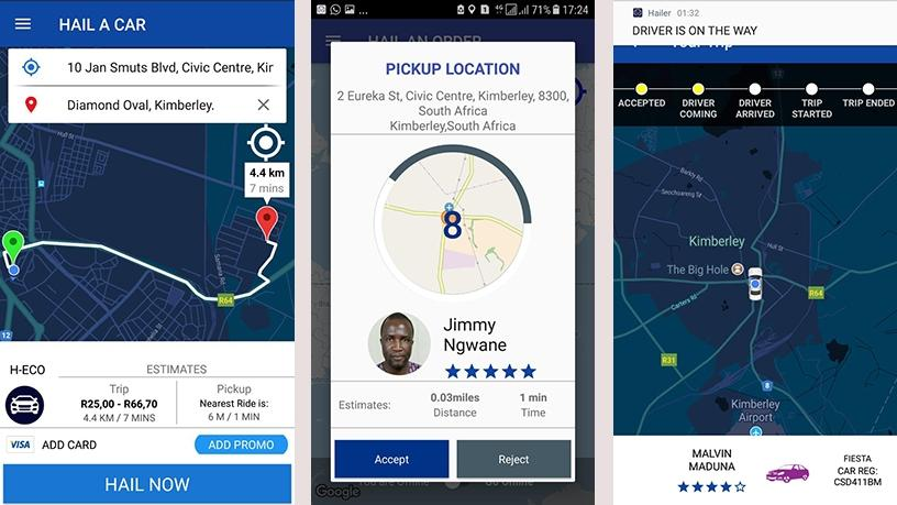 Home-grown taxi app to rival Uber, Taxify | ITWeb