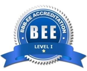 IoT.nxt achieves level 1 B-BBEE status.