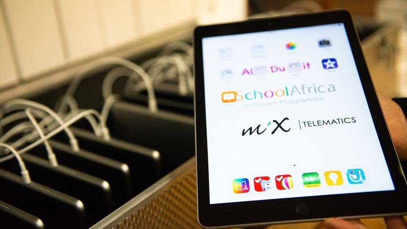 iSchoolAfrica has deployed more than 5 000 iPads to schools across South Africa since 2009.