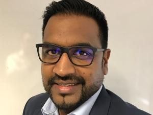 Clayton Naidoo, Acting General Manager Sub-Saharan Africa, Cisco.
