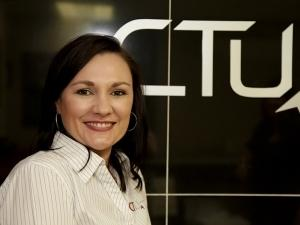 Juanie Newby, Group Marketing Director, CTU Training Solutions.