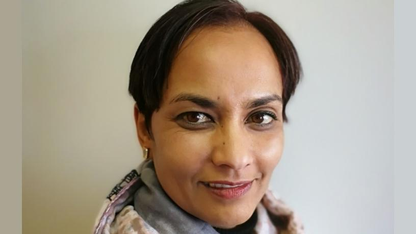 Amiena Carelse, Branch Manager of the Cape Town Branch.