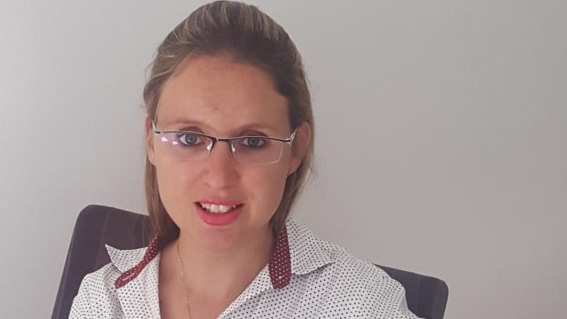 Bridgette Vermaak, Xperien business development manager.