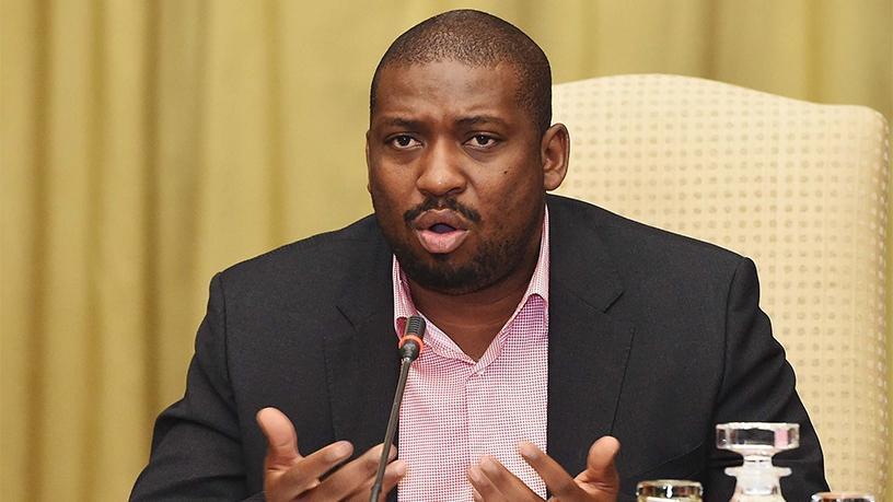Buti Manamela, deputy minister of higher education and training. (Photo source: GCIS)