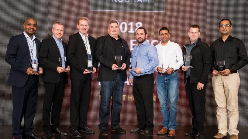 Dell EMC hosts inaugural African partner awards.