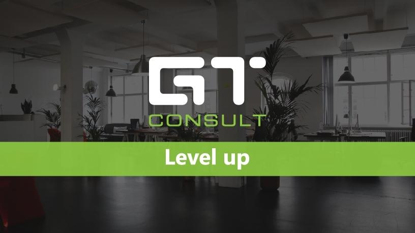 GTconsult has levelled up.