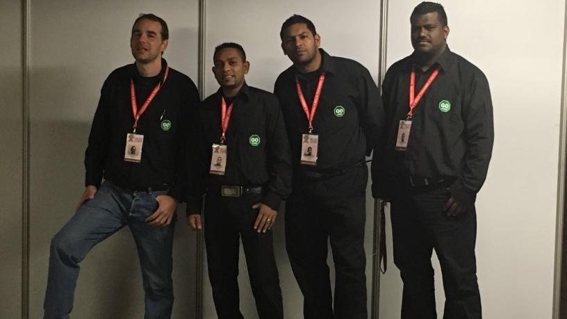 Tech Support Team IAS.