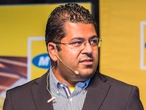 Llewellyn Ramsagar, General Manager: Enterprise Marketing, MTN Business.