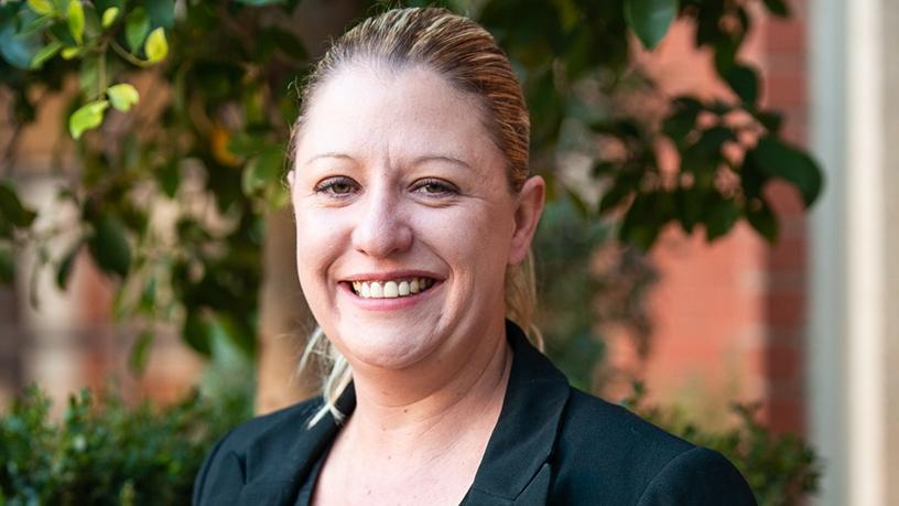 Michele McCann, business development manager for Teraco.