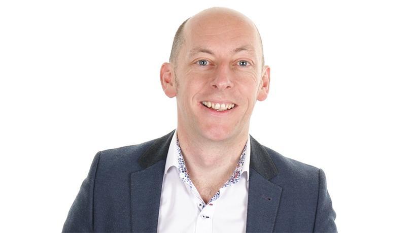 Neil Hamilton, Thingstream's VP for business development.