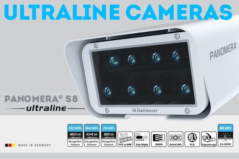 Panomera S8 Ultraline.