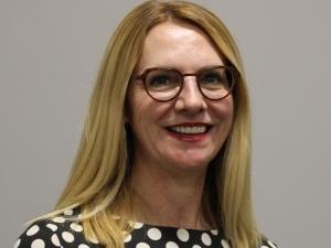 BBD executive Patricia Draper.