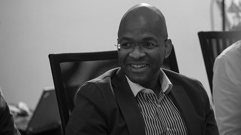 Phathizwe Malinga, CEO, SquidNet.