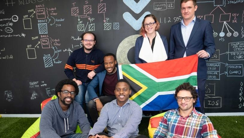 Pineapple's insurance model has its roots in a traditional South African Stokvel.
