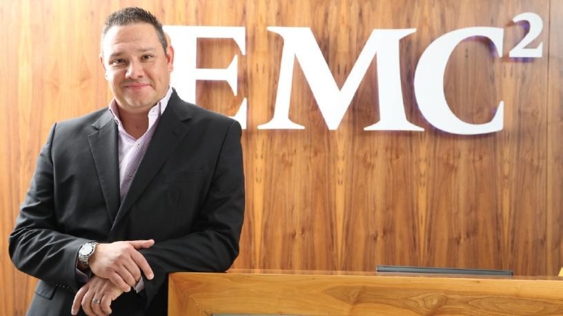 Rudi van Rensburg, senior enterprise manager at Dell EMC.