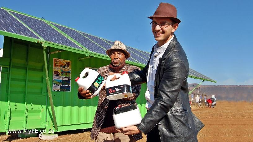 Solar Turtle wants to create micro-energy franchise businesses to empower entrepreneurs in rural communities.