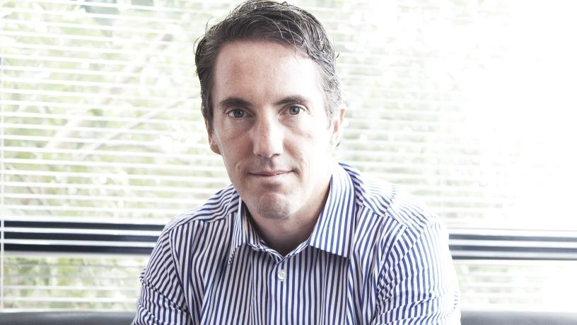 Stuart Hardy, Chief Marketing Officer at Accelerate.