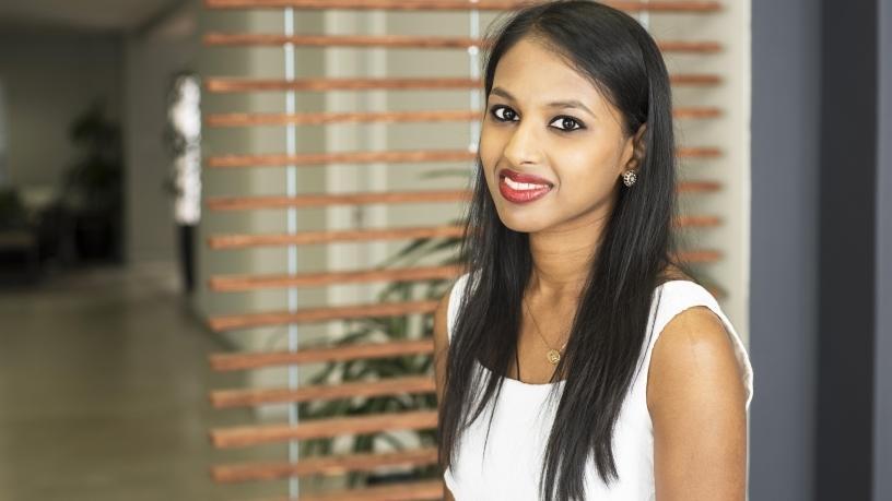 Theshni Naidoo, a consultant at Magic Orange.