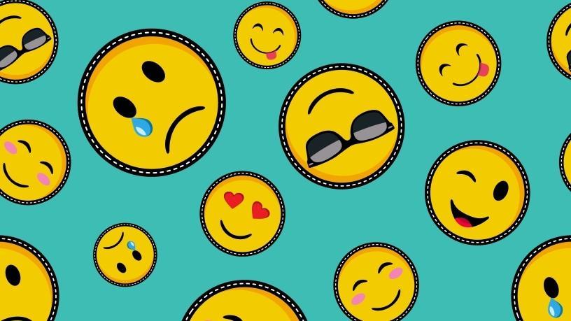 Emoji were first invented in 1999.