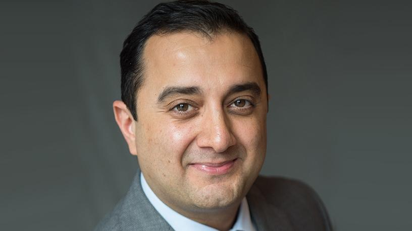 Zubin Chagpar, head of Middle East and Africa, public sector, Amazon Web Services.