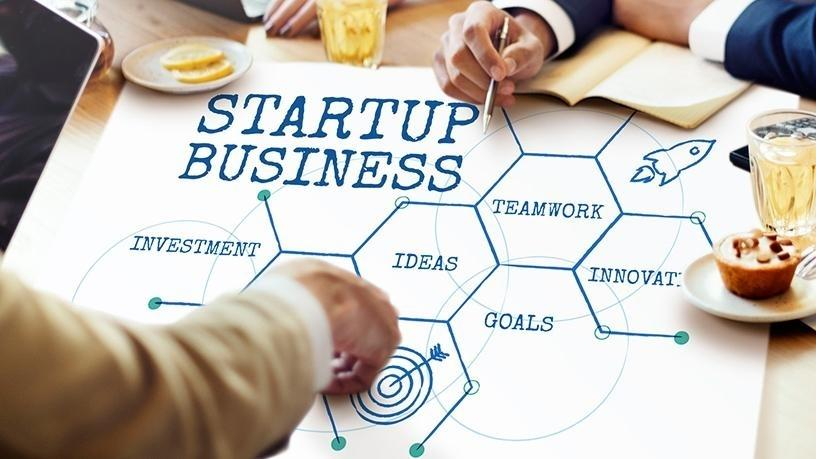 The start-ups are competing for a chance to win up to $50 000.