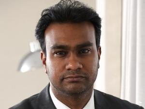 Aneshan Ramaloo, senior business solutions manager, SAS.