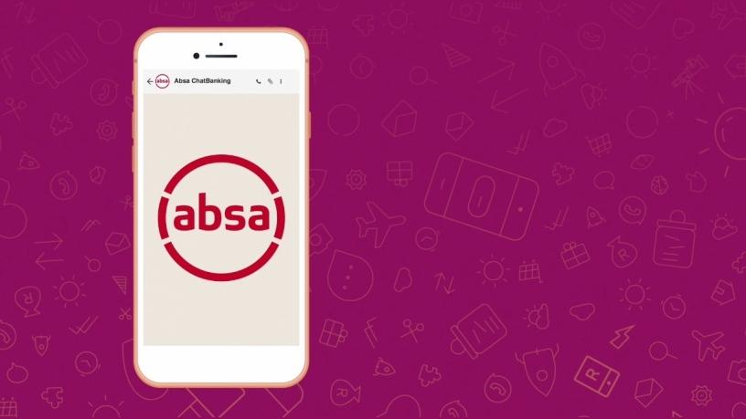 Absa's innovation follows the launch of the world first ChatBanking on WhatsApp service.
