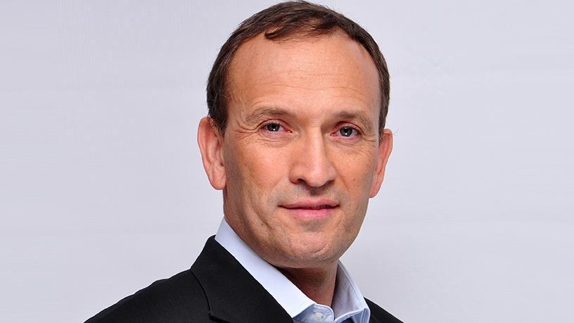 Vodacom group CTO Andries Delport.