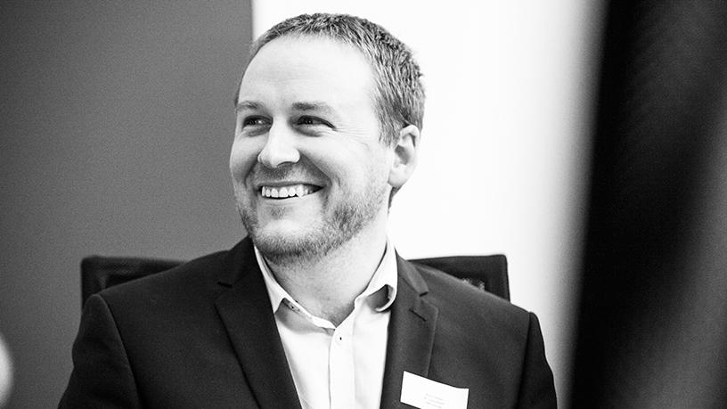 Bjorn Olsen, BI consultant, PBT Group.