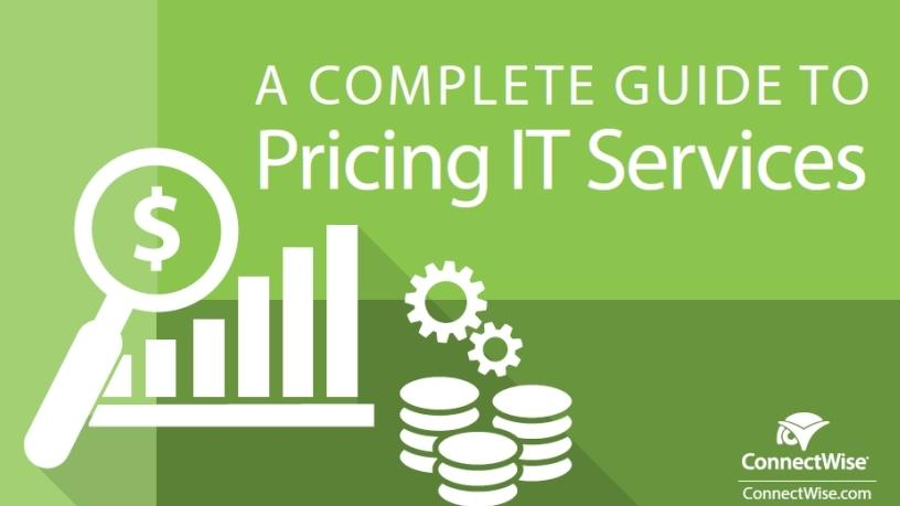 A complete guide to pricing IT services.