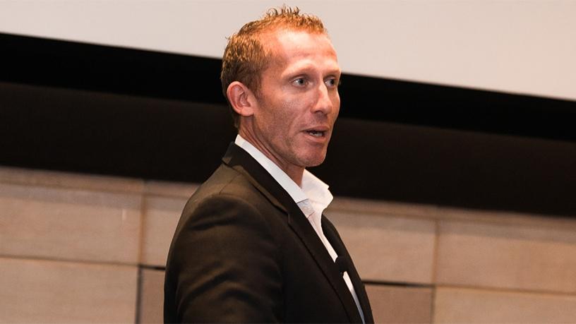 Dan Crowe, MD of ShapeBlue SA.