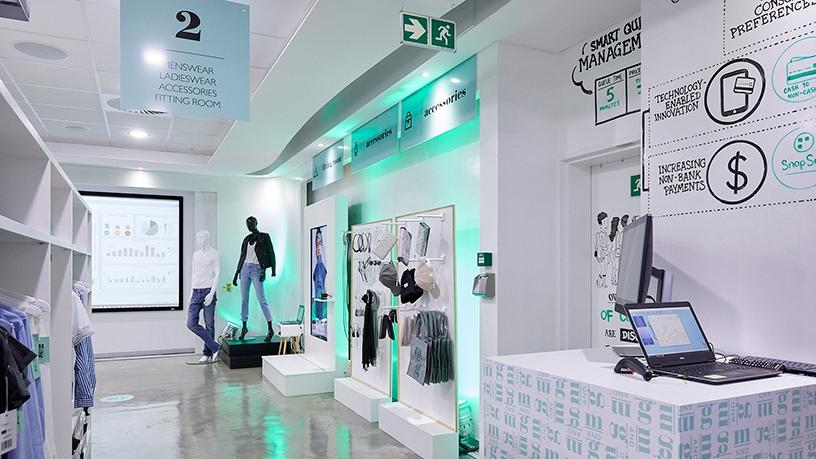 Deloitte has established an interactive Connected Retail experience at its Deloitte Greenhouse innovation space in Cape Town.