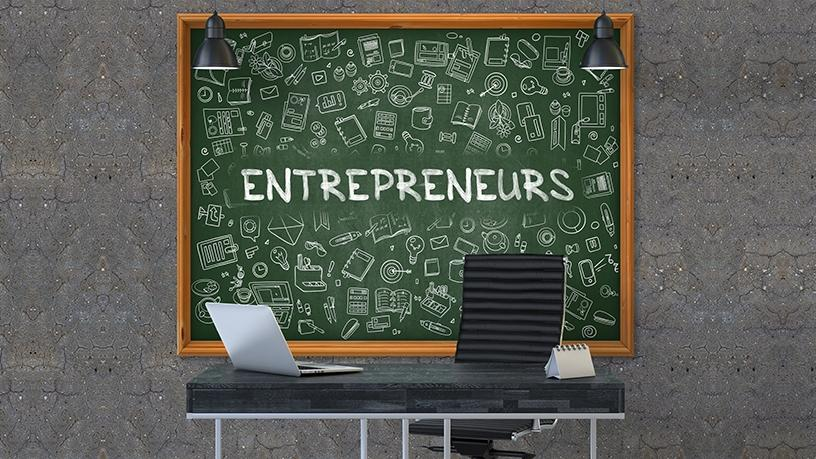 The University of Pretoria's incubation facility focuses on tech entrepreneurship skills.