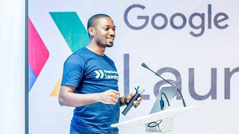 Fola Olatunji-David, head of start-up success and services, Launchpad Africa.